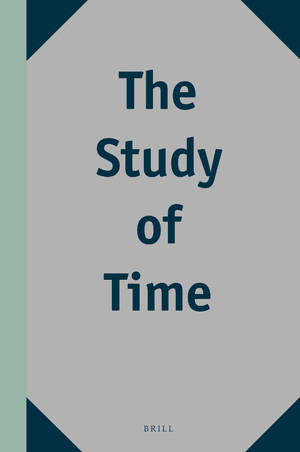 The Study of Time / Brill